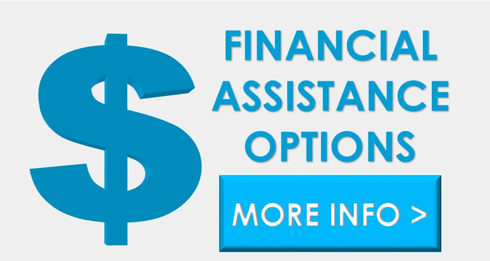 financial assistance options button